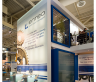 216 m² Messestand - Cebit - Hannover